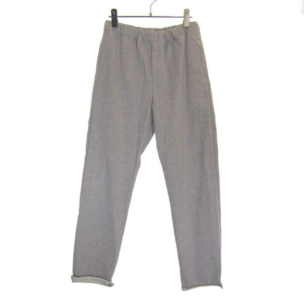 【中古】AURALEE スウェットパンツ STAND-UP EASY PANTS グレー サイズ:3 【210919】(オーラリー)