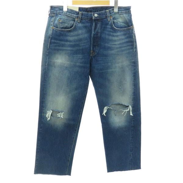 【中古】LEVIS VINTAGE CLOTHING 1966 501 デニムパンツ lot:665010130 インディゴ サイズ:33 【230919】(リーバイスヴィンテージクロージング)