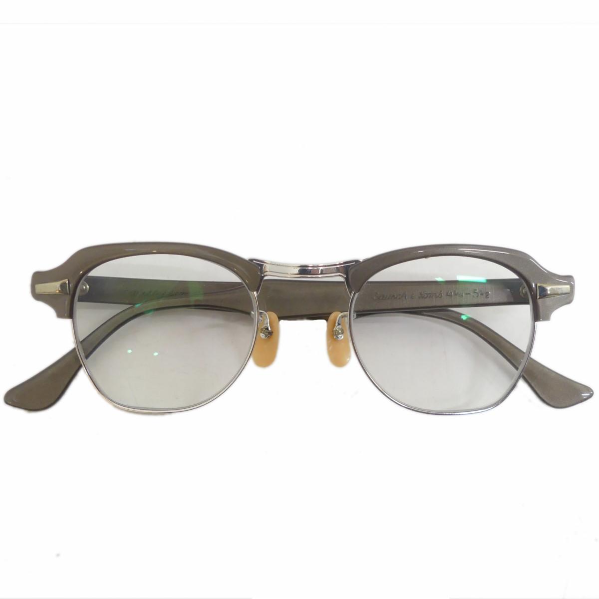 【中古】The SpectacleBausch&Lomb Optical Company ブラウン
