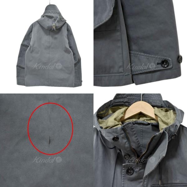 中古 Garments USED】Ten C Navy Jacket ジャケット TC J0104