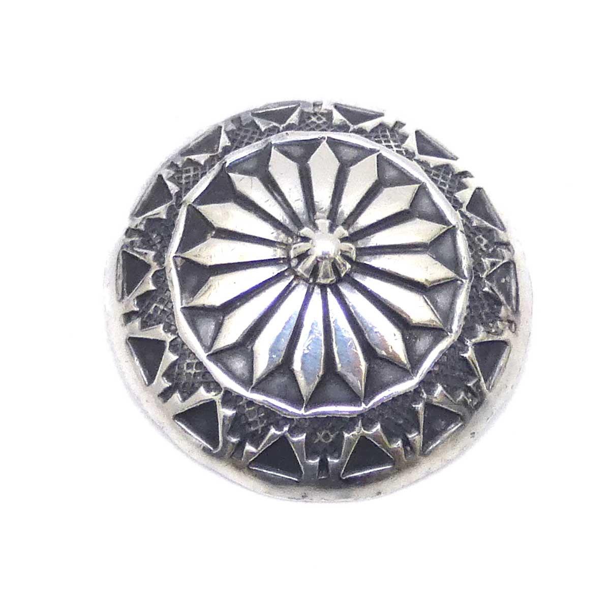 【中古】SUNSHINE REEVES コンチョボタン ナパ族 シルバー 【061019】(サンシャインリーブス)