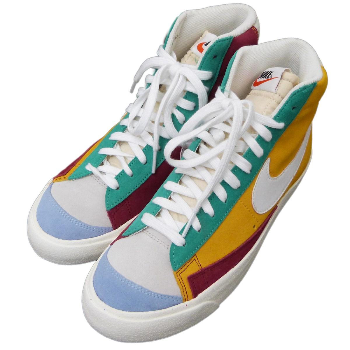 blazer mid '77 vintage we suede sneaker nike