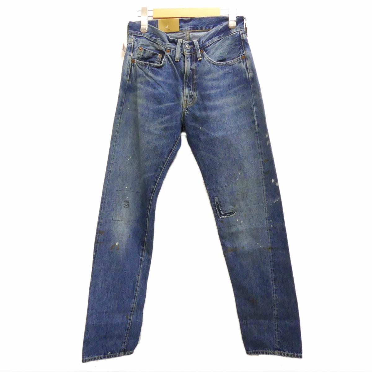 【中古】LEVIS VINTAGE CLOTHING 50154-0079 LOT501 インディゴ サイズ:28 【081019】(リーバイスヴィンテージクロージング)