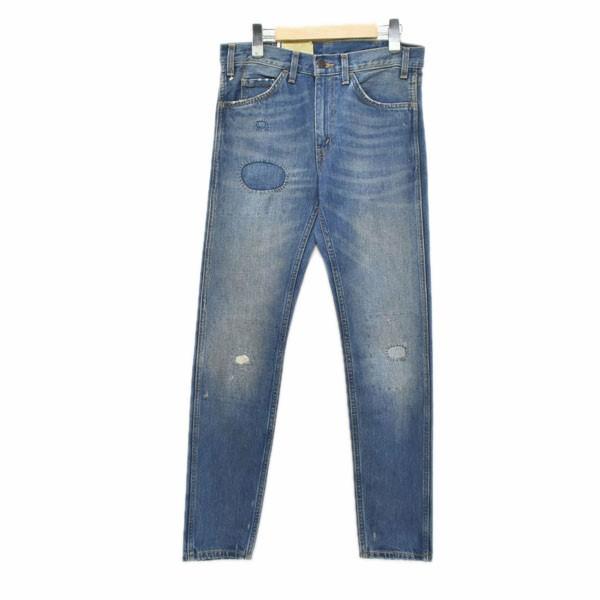 【中古】LEVIS VINTAGE CLOTHING 加工デニムパンツ 30605-0067 インディゴ サイズ:29 【111019】(リーバイスヴィンテージクロージング)