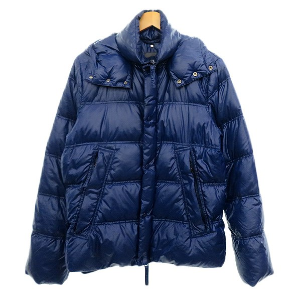 【中古】DUVETICA ダウンジャケット ブルー サイズ:M 【151019】(デュベティカ)