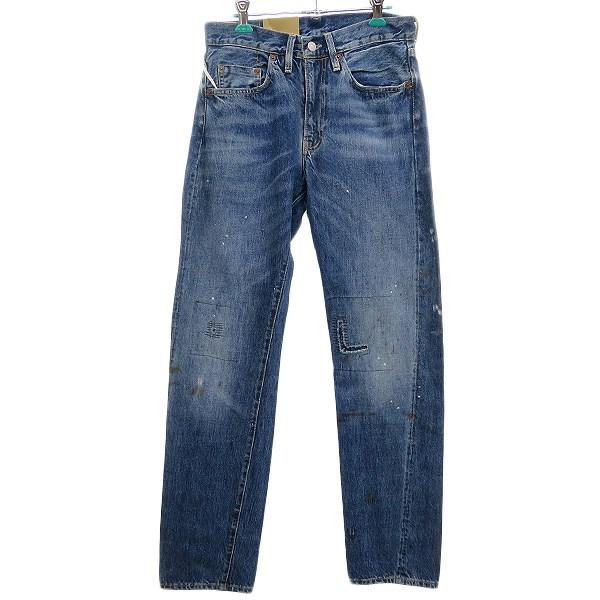 【中古】LEVIS VINTAGE CLOTHING 【Lot.50154-0079】デニムパンツ インディゴ サイズ:W28 L32 【161019】(リーバイスヴィンテージクロージング)