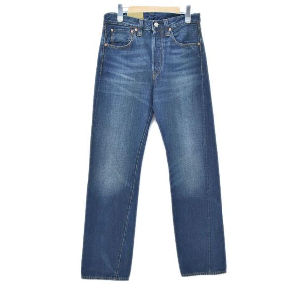 【中古】LEVIS VINTAGE CLOTHING デニムパンツ 47年モデル 501XX 47501-0190 インディゴ サイズ:29 【171019】(リーバイスヴィンテージクロージング)