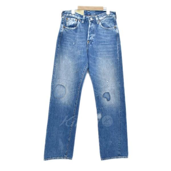 【中古】LEVIS VINTAGE CLOTHING デニムパンツ 37501-0014 インディゴ サイズ:30 【211019】(リーバイスヴィンテージクロージング)