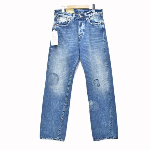 【中古】LEVIS VINTAGE CLOTHING Lot.37501-0014 デニムパンツ インディゴ サイズ:30 【211019】(リーバイスヴィンテージクロージング)