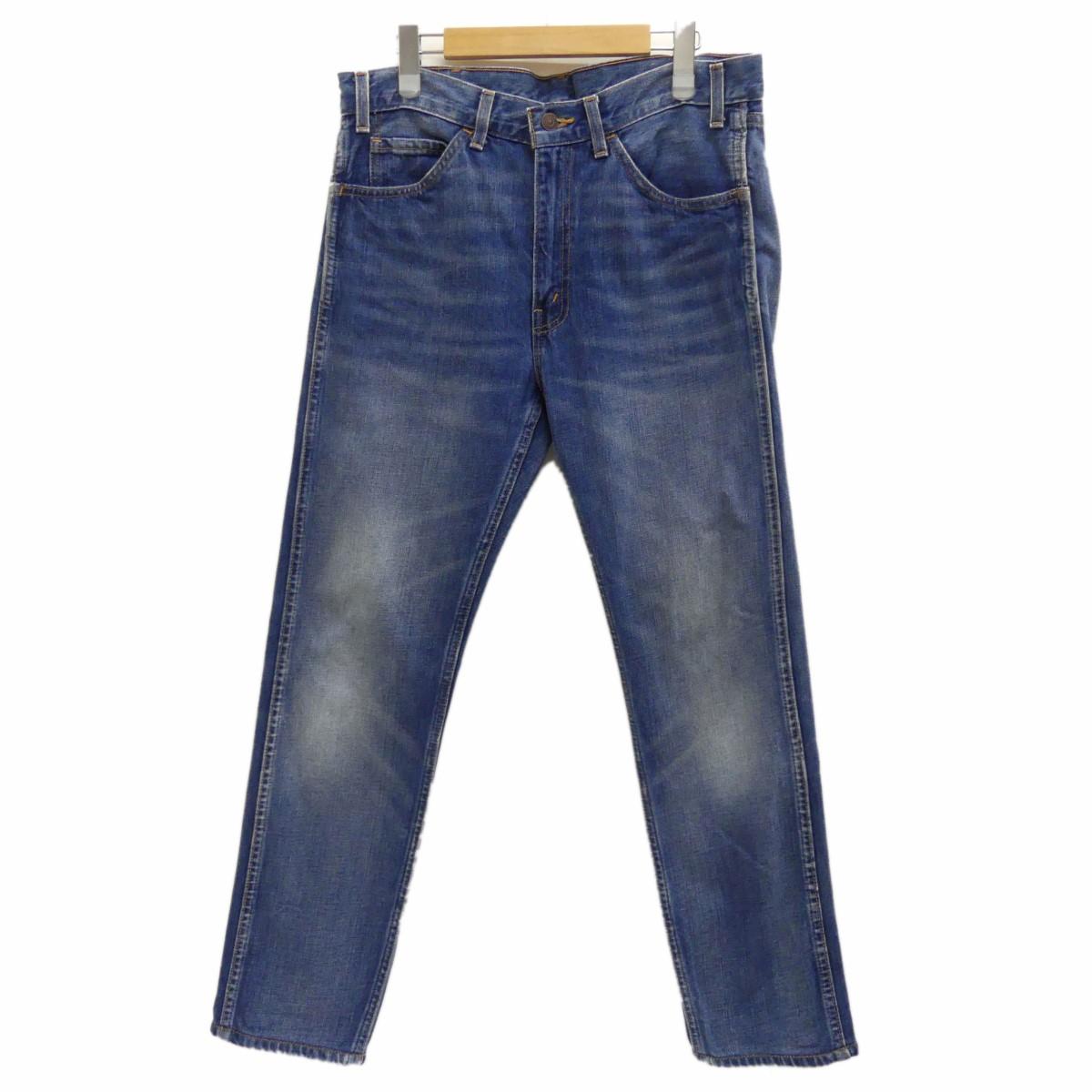 【中古】LEVIS VINTAGE CLOTHING 606 A00342 ヴィンテージ加工デニム インディゴ サイズ:32 【281019】(リーバイスヴィンテージクロージング)