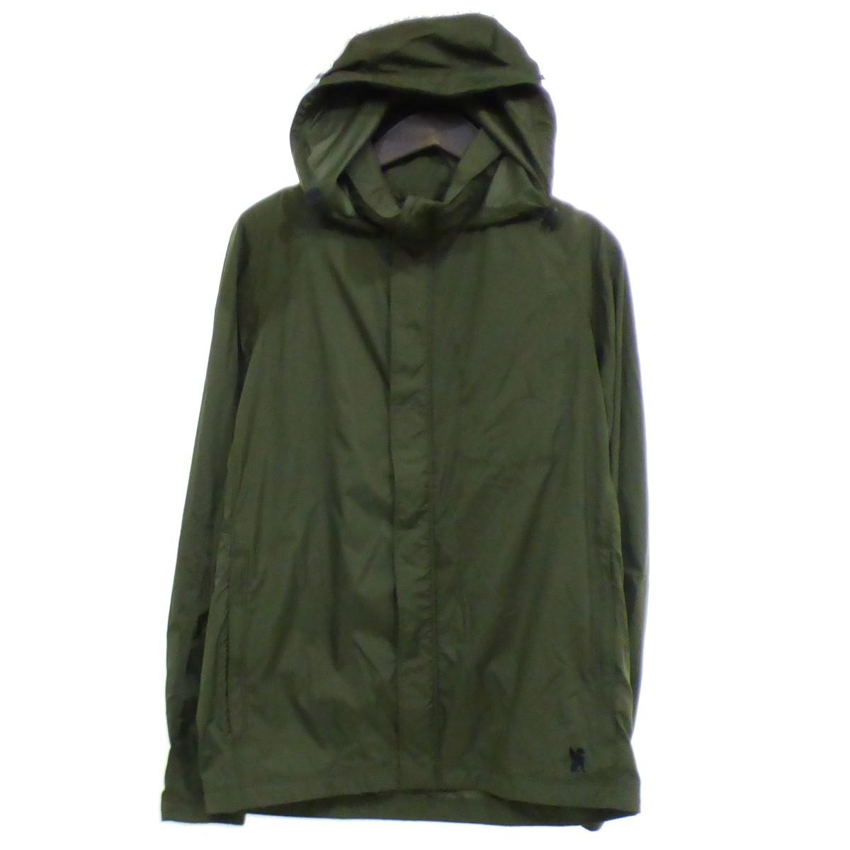 【中古】CHROME WIND COBRA RACKABLE ジャケット オリーブ サイズ:S 【281019】(クローム)