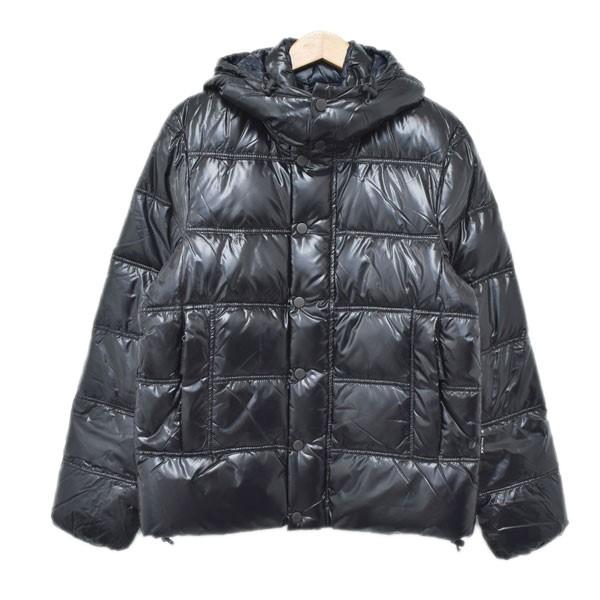 【中古】DUVETICA ダウンジャケット ANEIRIN アネイリン 国内正規品 ブラック(NERO) サイズ:46 【281019】(デュベティカ)