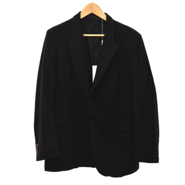 【中古】ZERO OBJECT18AW ジャケット ブラック サイズ:48 【5月14日見直し】