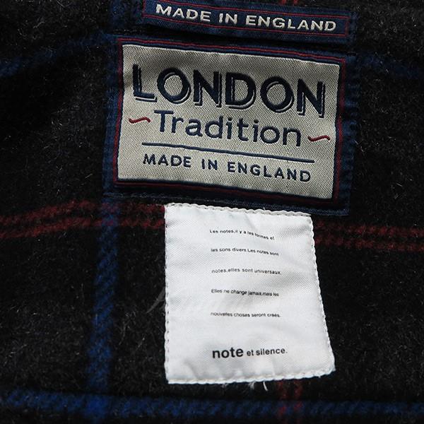 note et silence LONDON Traditon ダッフルコート ダークグレー サイズ 34091119ノqSzVGLMpU