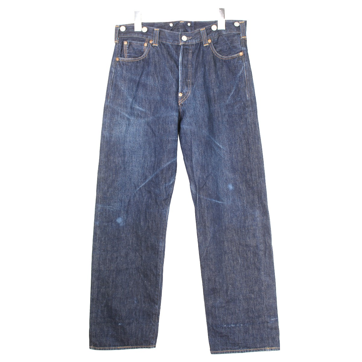 【12月30日 お値段見直しました】【中古】Levi's Vintage Clothing1922年モデル 501XX リジッドデニムパンツ インディゴ サイズ:32×32