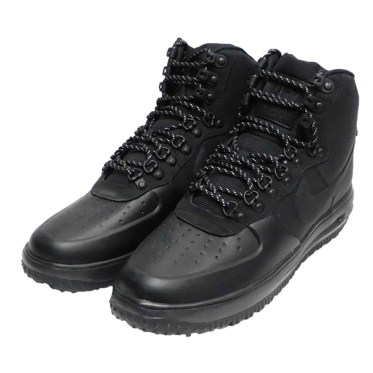 【中古】NIKE 「LUNAR FORCE 1 DUCKBOOT'18」スニーカー 【277471】 【KIND1847】
