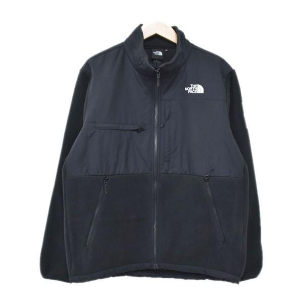 【中古】THE NORTH FACE Denali Jacket デナリジャケット フリースジャケット ブラック サイズ:L 【161119】(ザノースフェイス)