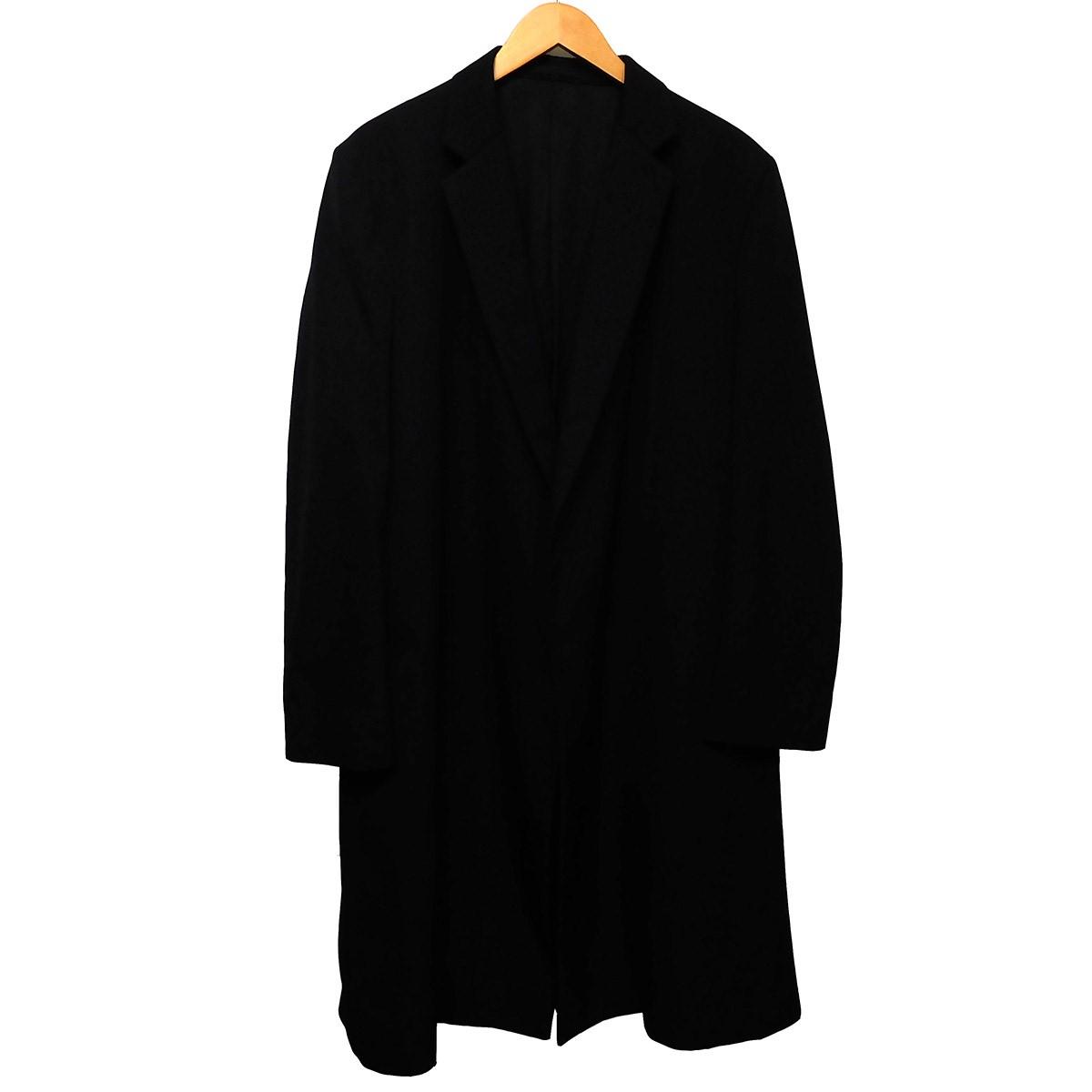 【中古】LAD MUSICIAN 17AW LONG JACKET ブラック サイズ:42 【201119】(ラッドミュージシャン)