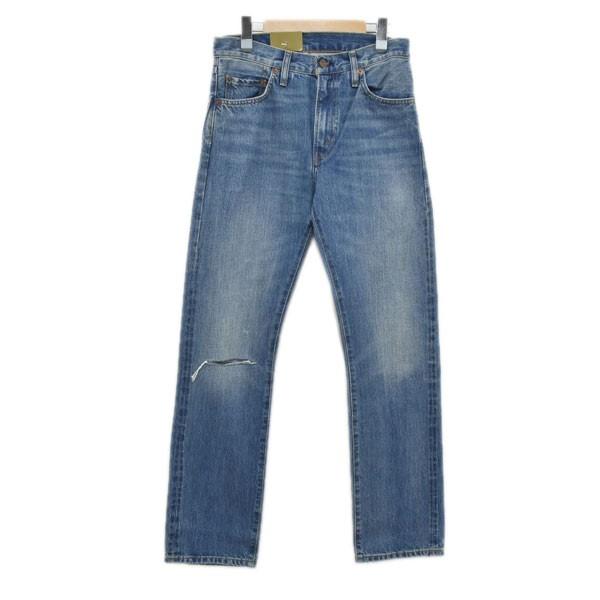 【中古】LEVIS VINTAGE CLOTHING 加工デニムパンツ 67505-0115 インディゴ サイズ:30 【241119】(リーバイスヴィンテージクロージング)