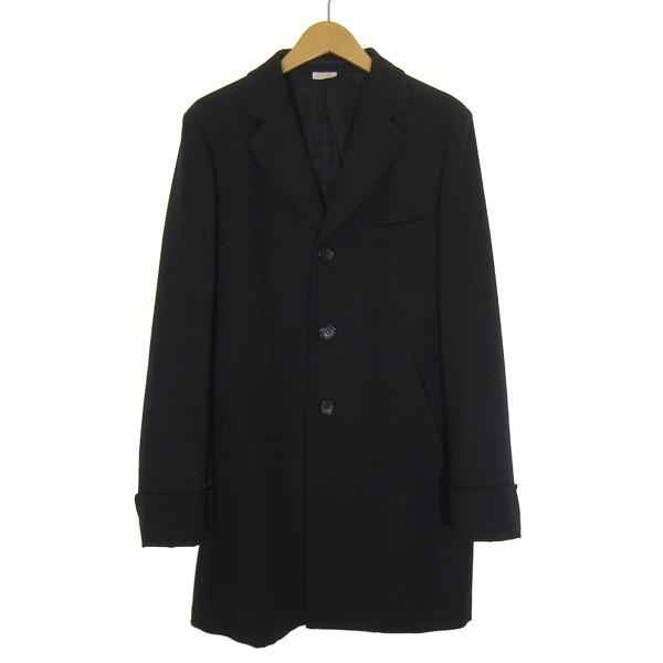 【中古】COMME des GARCONS HOMME DEUX ロールアップテーラードジャケット ブラック サイズ:s 【261119】(コムデギャルソンオムドゥ)
