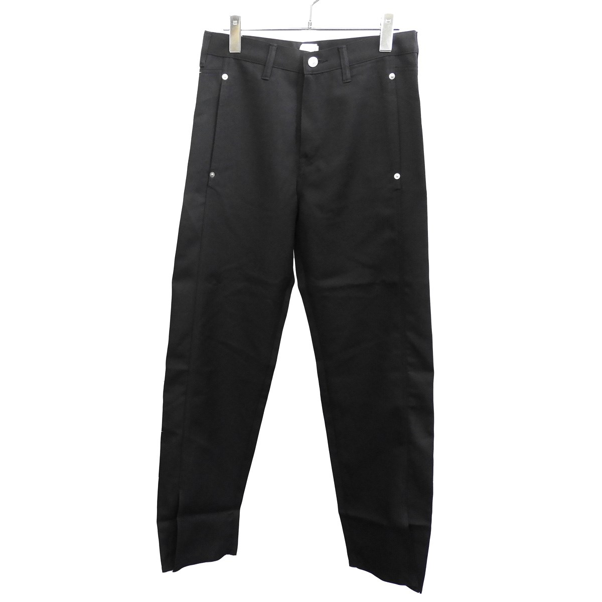 【中古】KAIKO 2019AW 「BUG PREST」パンツ ブラック サイズ:1 【291119】(カイコー)