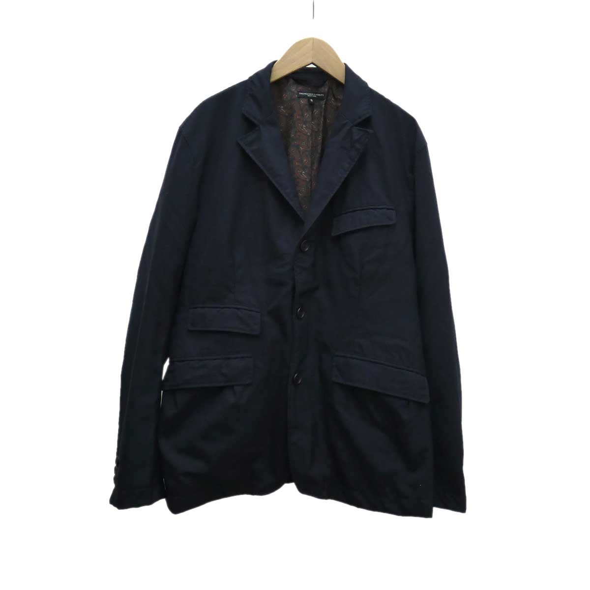 【中古】Engineered Garments ベッドフォードジャケット ネイビー サイズ:S 【291119】(エンジニアードガーメンツ)