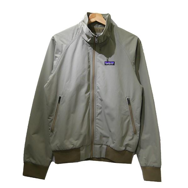 【中古】patagonia 2019SS Baggies Jacket バギーズジャケット 28151 ベージュ サイズ:S 【071219】(パタゴニア)