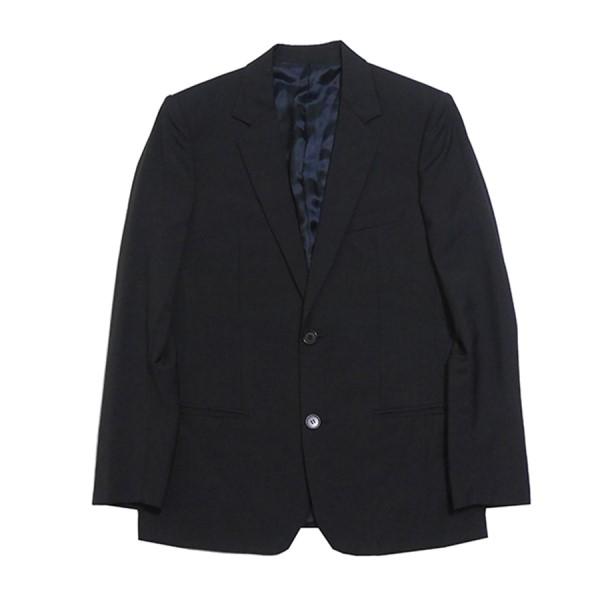 【中古】Dior Homme 2B テーラード ジャケット ブラック サイズ:44 【071219】(ディオールオム)