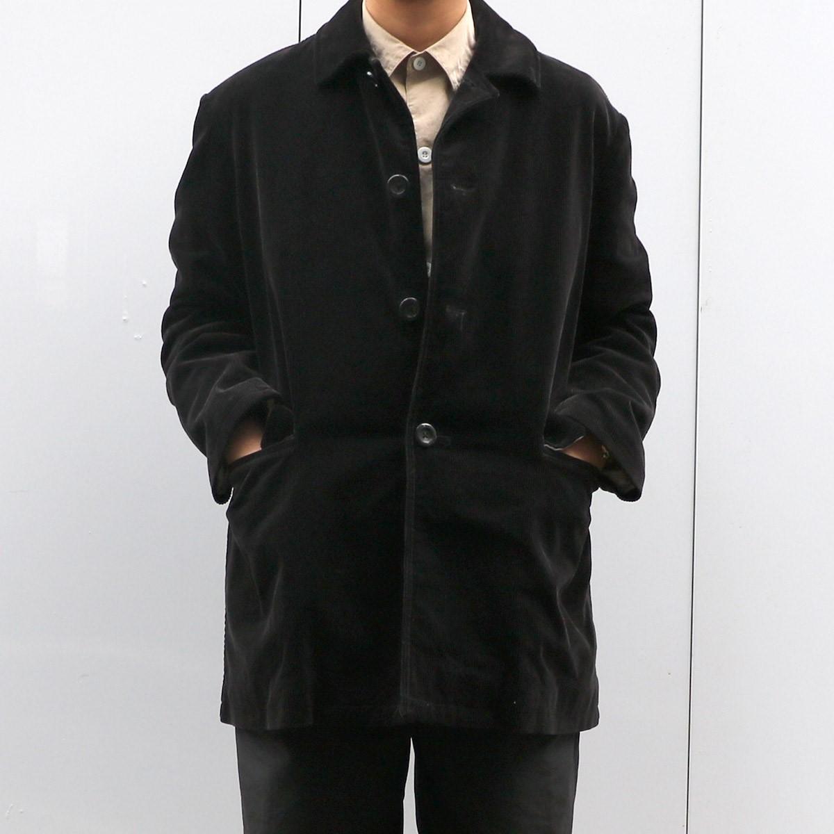 【中古】SALABA STANDARD CORDUROY JACKETコーデュロイボタンジャケット ブラック サイズ:L 【181219】(サラバ)