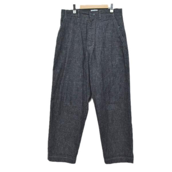 【中古】gourmet Jeans FATIGUE INDIGO デニムパンツ GR-KH003 インディゴ サイズ:3 【201219】(グルメジーンズ)