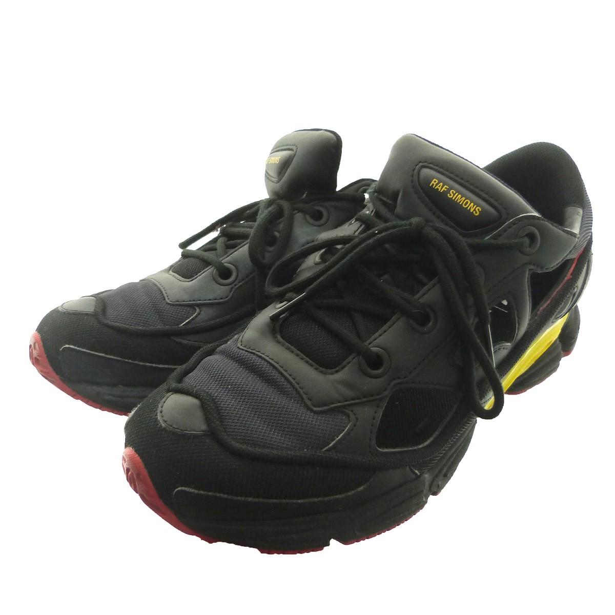 【中古】adidas by RAF SIMONS 「RS REPLICANT OZWEEGO」スニーカー ブラック サイズ:28cm 【211219】(アディダスバイラフシモンズ)