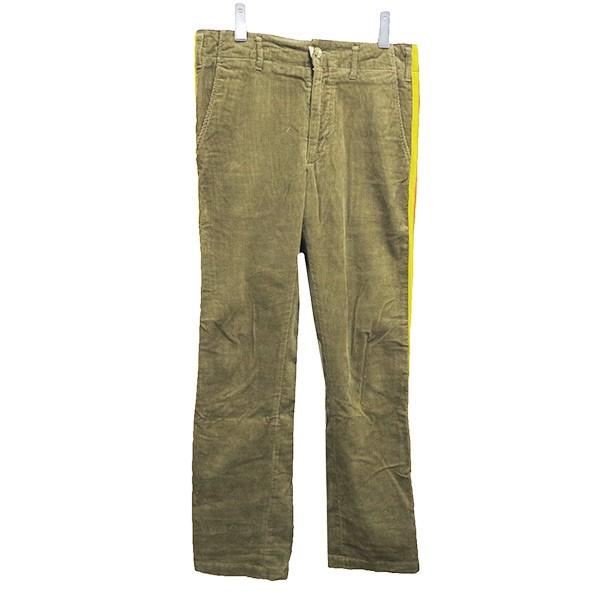 【中古】Engineered Garments ラインコーデュロイパンツ キャメル サイズ:30 【291219】(エンジニアードガーメンツ)