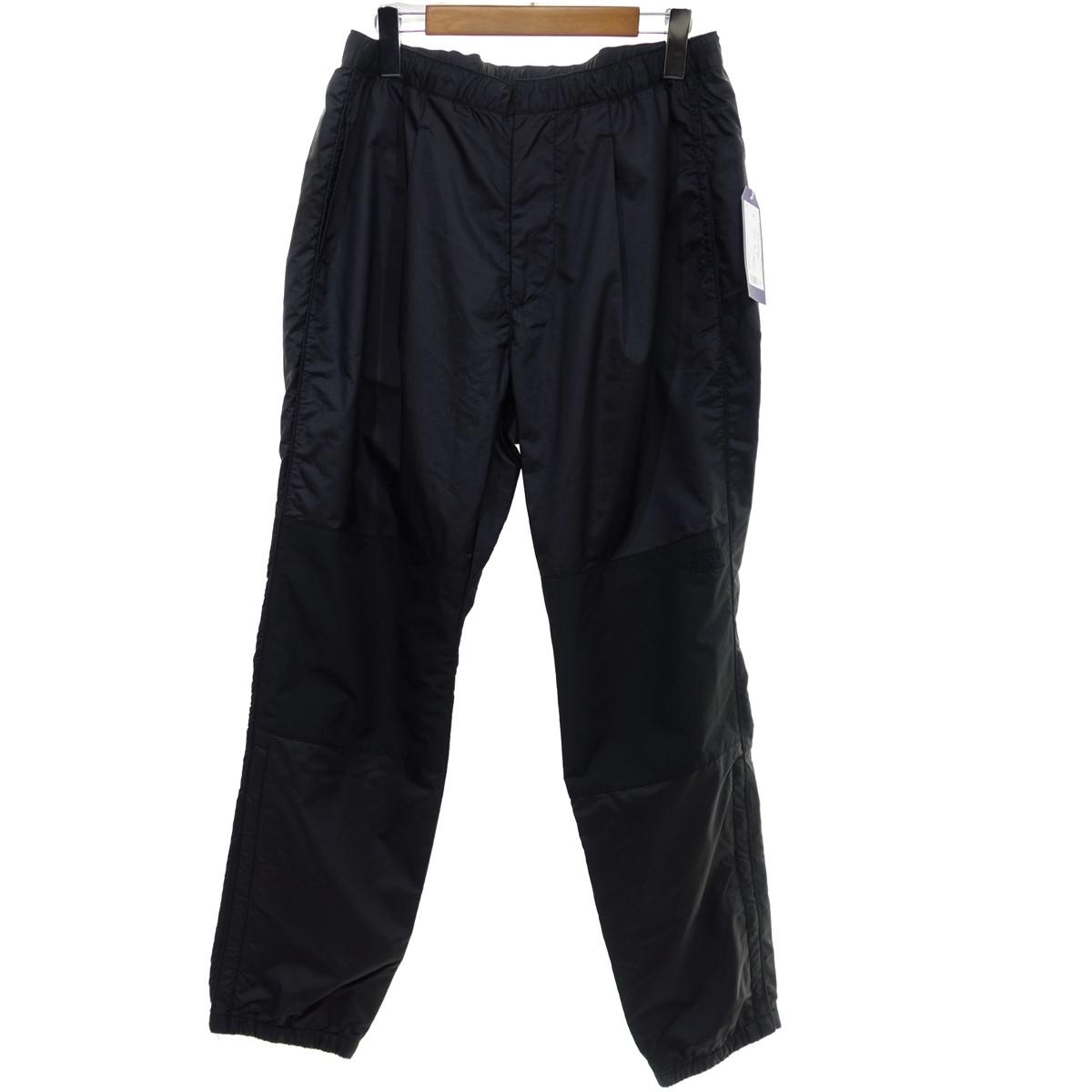 【中古】THE NORTH FACE PURPLE LABEL Mountain Wind Pants パンツ ブラック サイズ:34 【030120】(ザノースフェイス パープルレーベル)