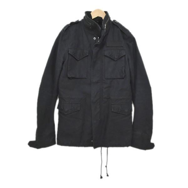 【中古】wjk M66 フィールドジャケット ct01 ブラック サイズ:M 【040120】(ダブルジェイケイ)
