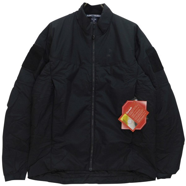 【中古】ARCTERYX LEAF COLD WX JACKET LT コールドWXジャケットLT ブラック サイズ:M 【050120】(アークテリクス)