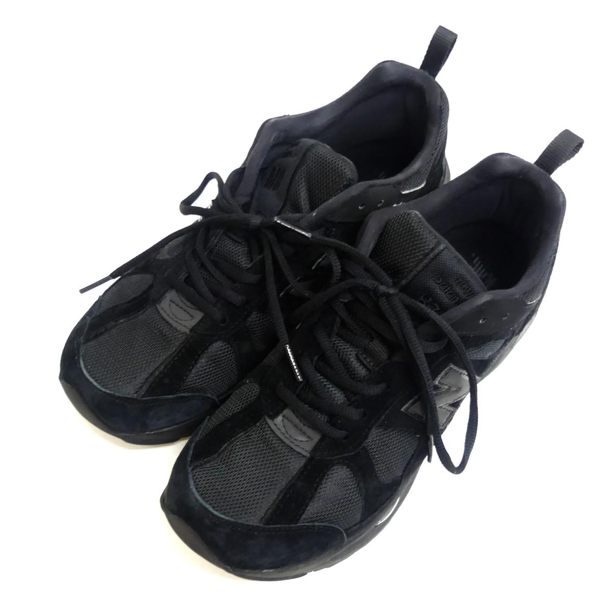 【中古】NEW BALANCE CM878XL LIMITED EDITION スニーカー ブラック サイズ:US 9(27.0cm) 【060120】(ニューバランス)