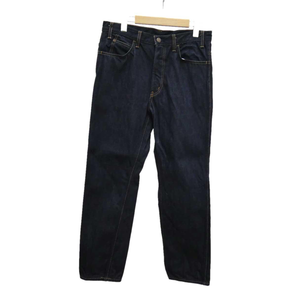 【中古】UNUSED 5ポケットデニムパンツ インディゴ サイズ:2 【170120】(アンユーズド)