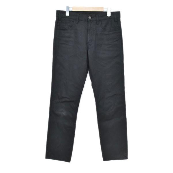 【中古】CELINE ブラックデニムパンツ CELINE M ST 001 ブラック サイズ:29 【200120】(セリーヌ)