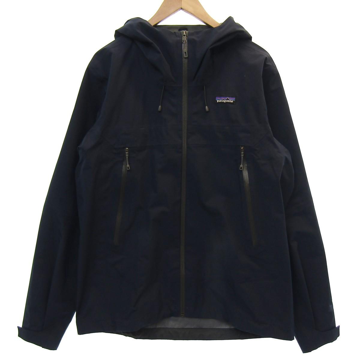 【中古】patagonia クラウドリッジジャケット ネイビー サイズ:M 【230120】(パタゴニア)