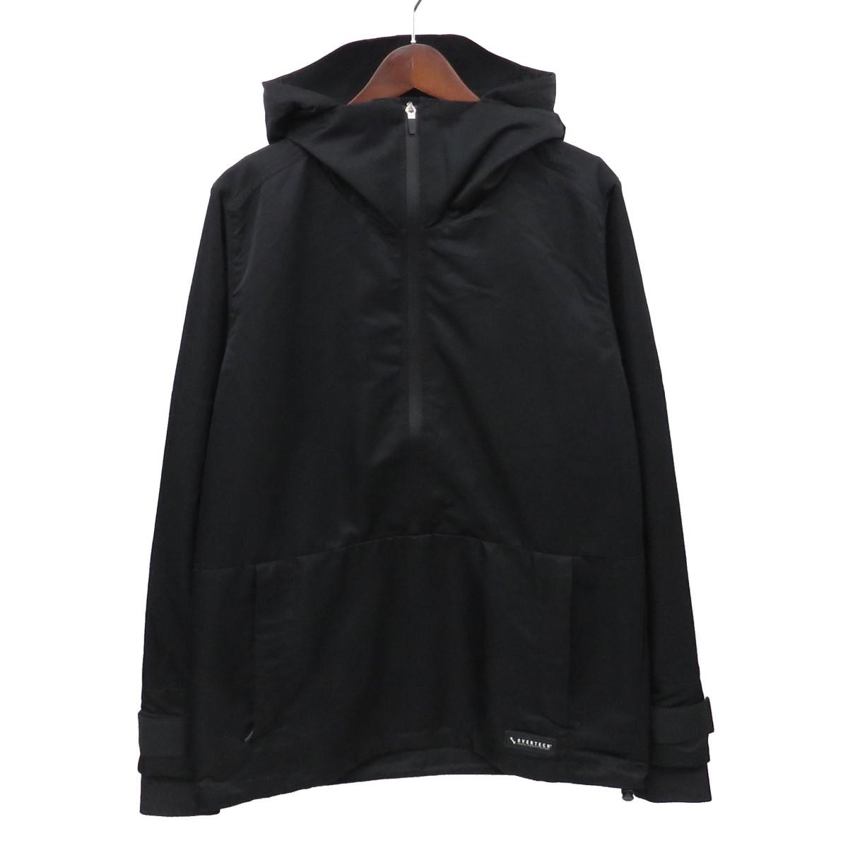 【中古】OVERTECH UH OVERLANDER HOODY アノラックパーカー フーデッドジャケット OT-R05 ブラック サイズ:M 【310120】(オーバーテック)