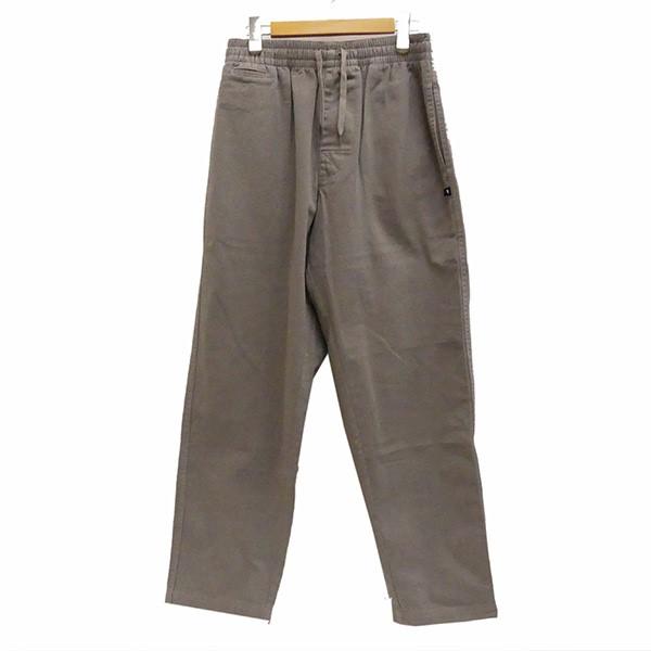 【中古】DESCENDANT 2019AW SHORE TWILL PANTS イージーパンツ グレー サイズ:2 【020220】(ディセンダント)