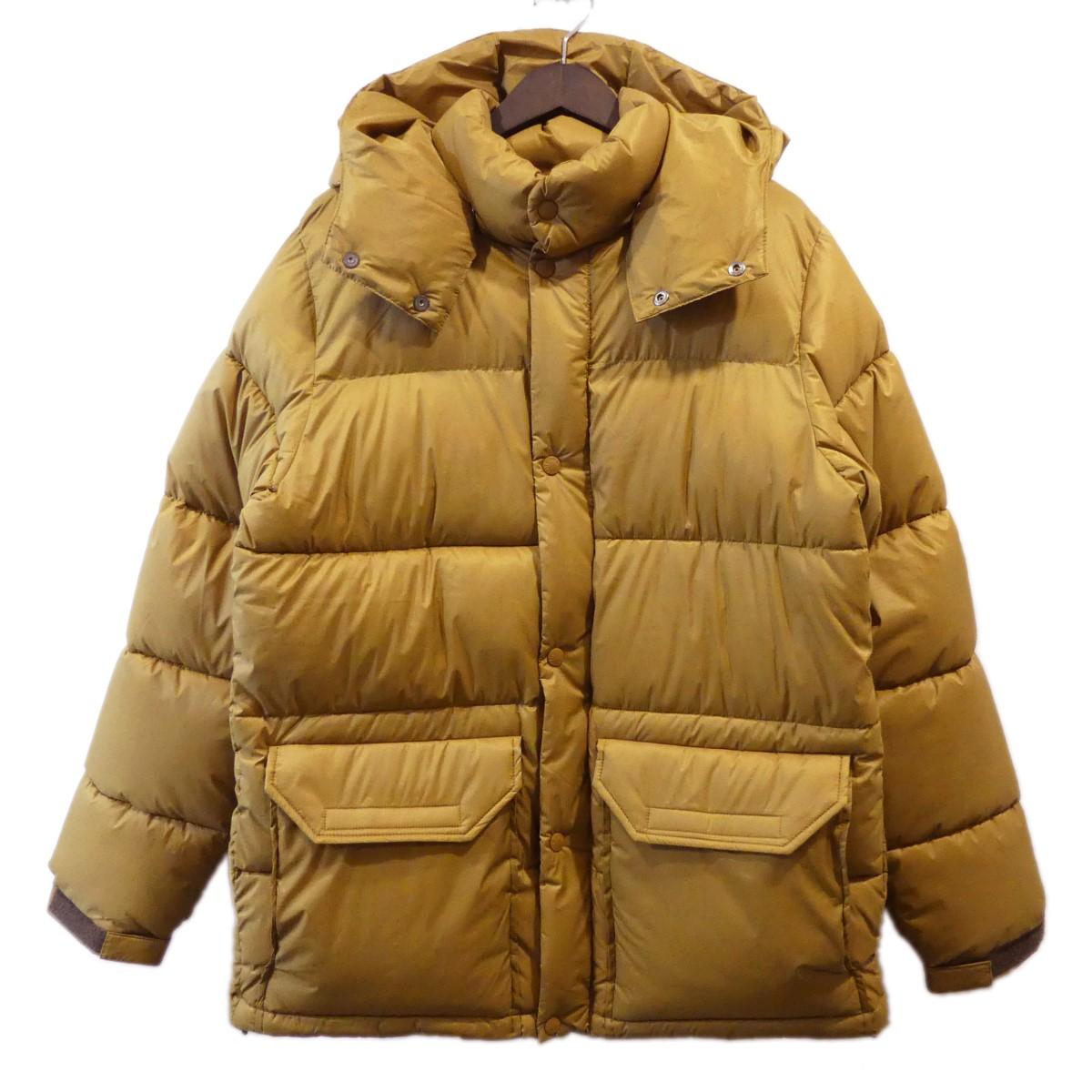 【中古】THE NORTH FACE 中綿ジャケット CAMP SIERRA SHORT ブリティッシュカーキ サイズ:M 【020220】(ザノースフェイス)
