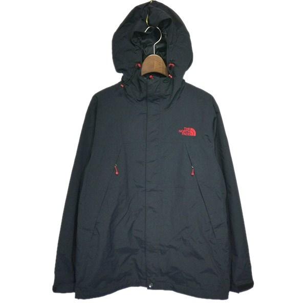【中古】THE NORTH FACE 「SCOOP JACKET」スクープジャケット ブラック サイズ:S 【030220】(ザノースフェイス)