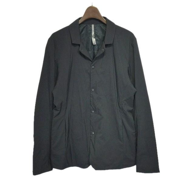 【中古】ARC'TERYX VEILANCE中綿ナイロンジャケット ブラック サイズ:XS 【5月11日見直し】
