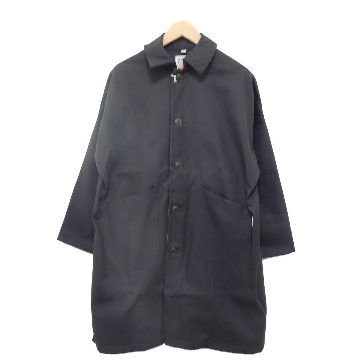 【中古】SOPH. ×YARMO 18SS DUSTER COAT ダスターコート ブラック サイズ:S 【060220】(ソフ)