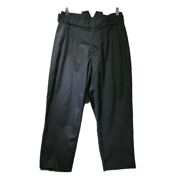【中古】BED J.W. FORD Gurkha Pants パンツ ブラック サイズ:0 【120220】(ベッドフォード)