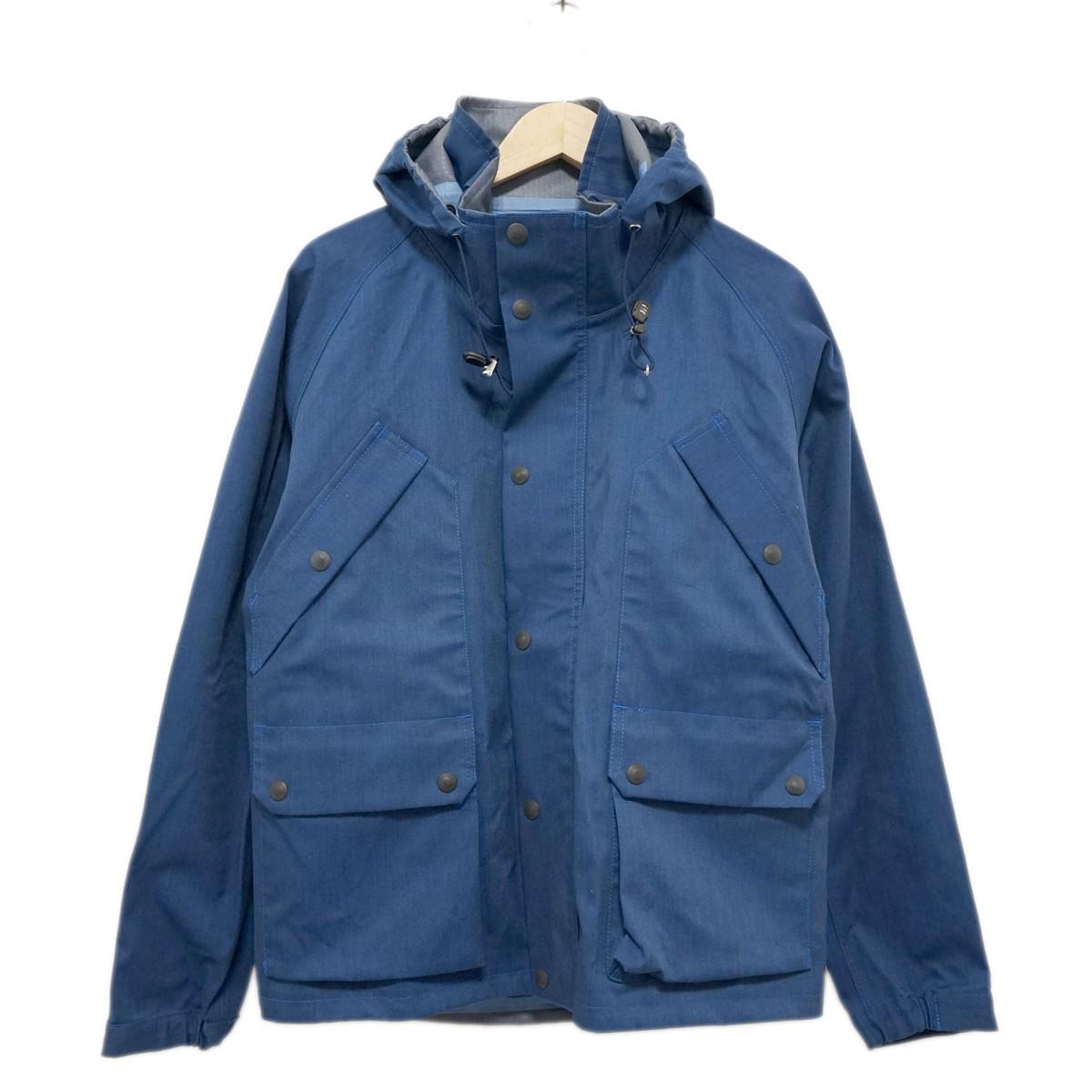【中古】narifuri3layered field jacket 3レイヤーフィールドジャケット NF685 ネイビー サイズ:S 【4月27日見直し】