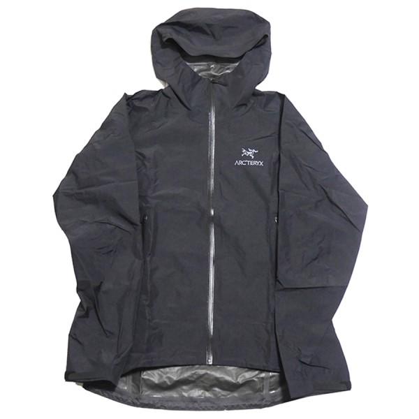【中古】ARCTERYX Zeta SL Jacket ゼータ マウンテン パーカー ジャケット ブラック サイズ:M 【200220】(アークテリクス)