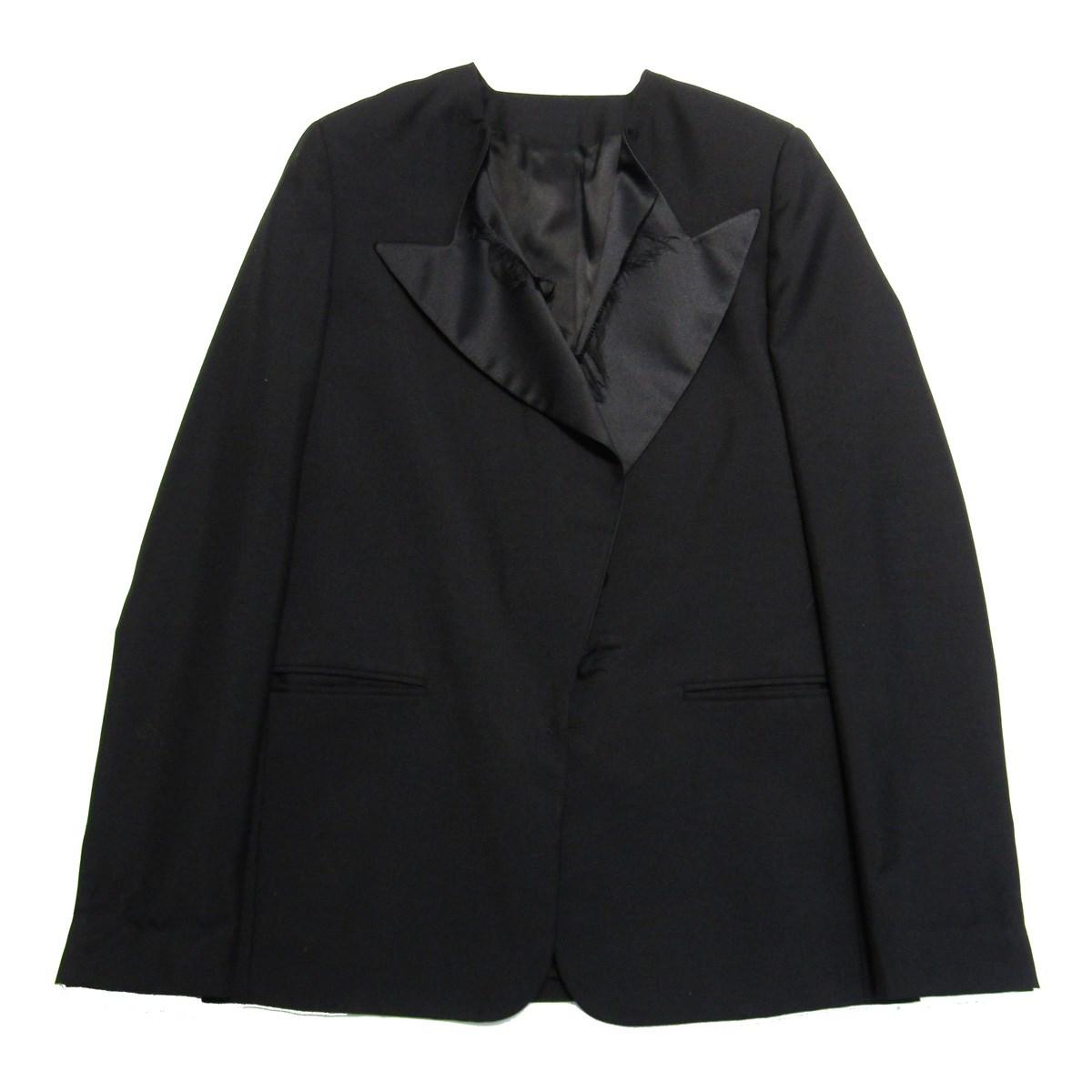 【中古】ACNE STUDIOS Cast Shark Lt Tux Jacket テーラードジャケット ブラック サイズ:34 【240220】(アクネストゥディオズ)