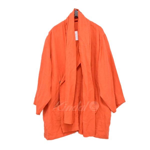 【中古】whowhat Stole Tibet Coat コート レッド サイズ:M 【240220】(フーワット)